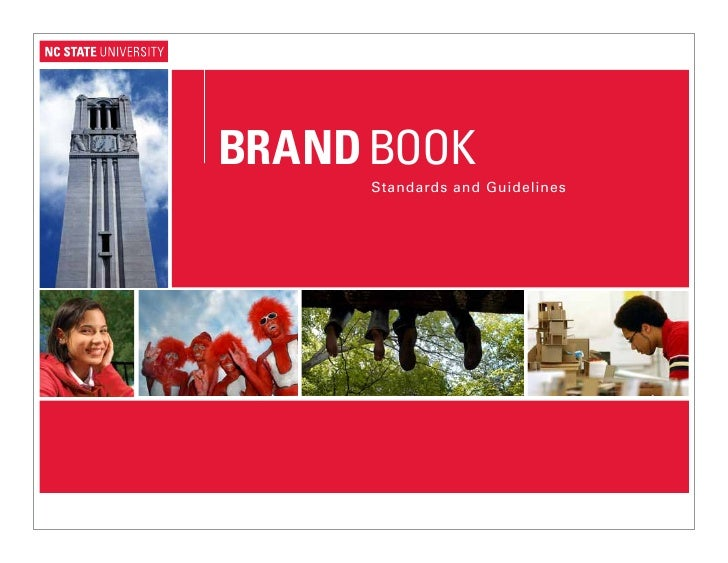 BRAND BOOK     Standards and Guidelines