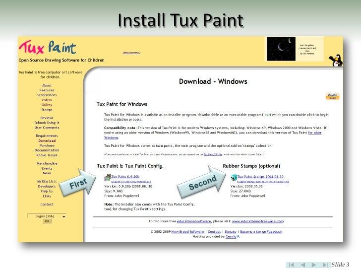 tux paint stamps download