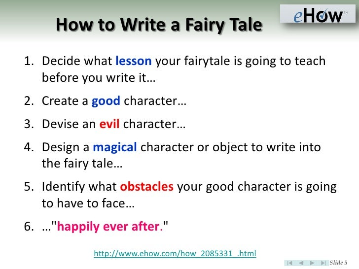 fairy tale writing prompts Enjoy writing fairy tales writing fractured fairy tales visit my fairy tale writing prompts page for what if ideas i've used successfully in my own classes.