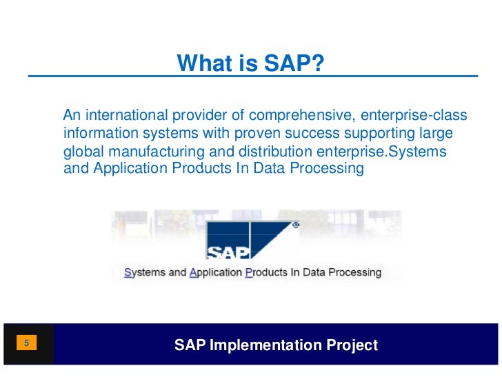 sap system application product Sap Overview pdf