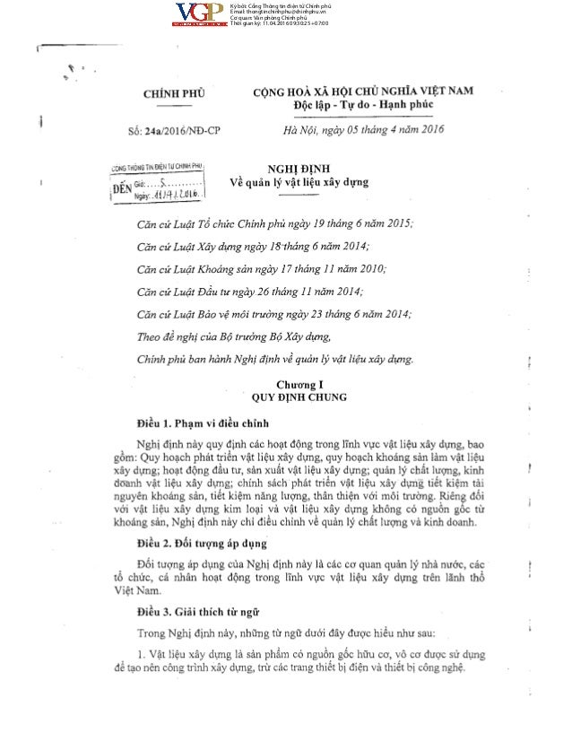 Ký bởi: Cổng Thông tin điện tử Chính phủ Email: thongtinchinhphu@chinhphu.vn Cơ quan: Văn phòng Chính phủ Thời gian ký: 11...