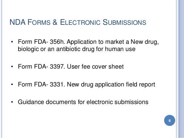 fda form 3397