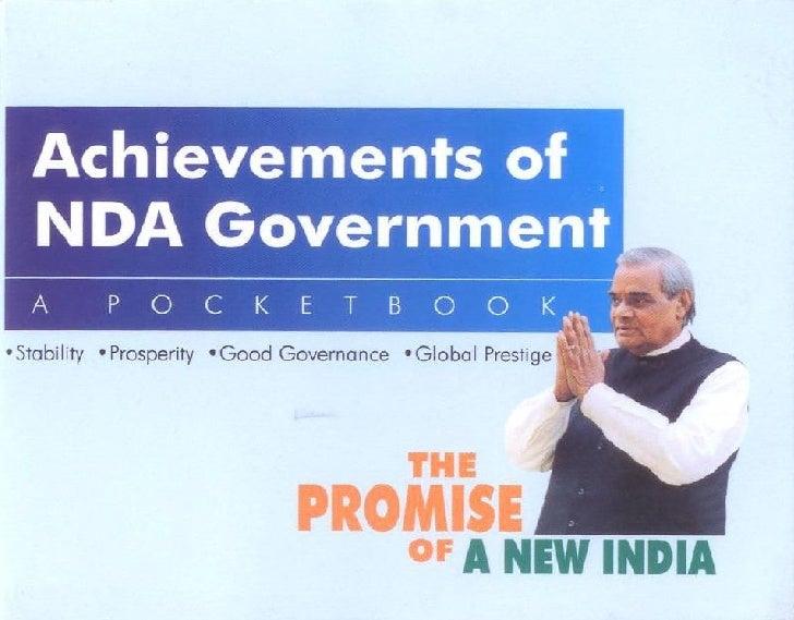 NDA Achievements