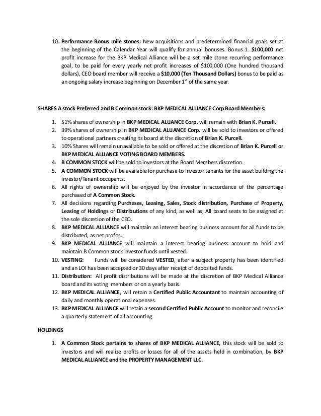 Nda Agreement Final