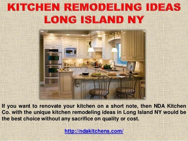 kitchen remodeling Ideas long island NY