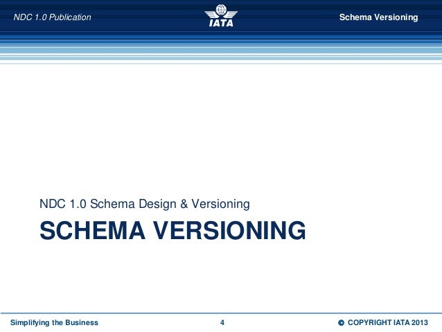 Xml schema versioning strategy - blogger.com