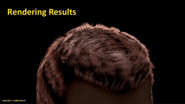 Rendering Results