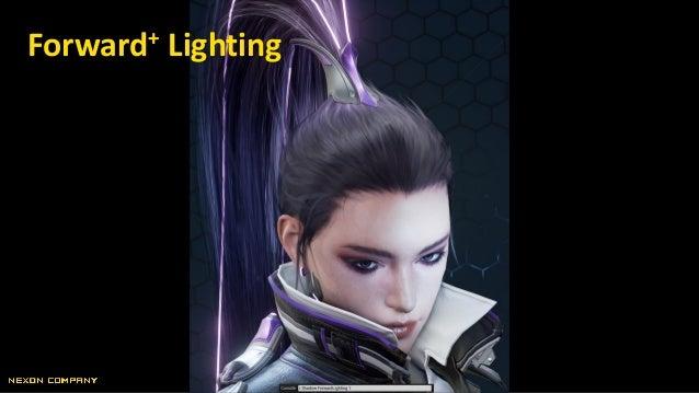 Forward+ Lighting