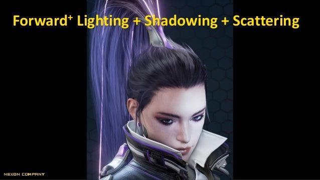 Forward+ Lighting + Shadowing + Scattering