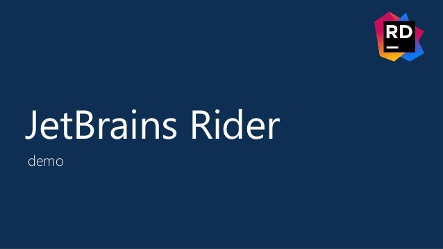 NDC Sydney 2019 - Microservices for building an IDE – The innards of JetBrains Rider Slide 2