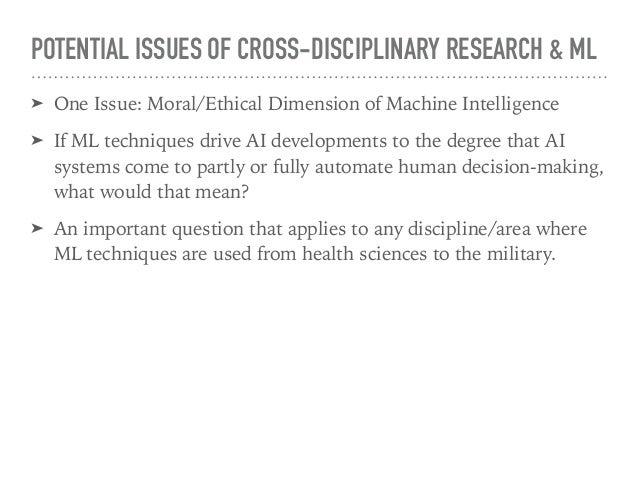 Machine Intelligence and Moral Decision-Making Slide 2
