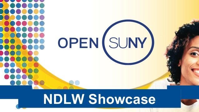 NDLW ShowcaseNDLW Showcase
