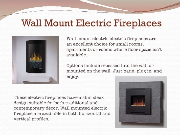 8. Wall mount electric electric fireplaces ... - Electric Fireplaces And Zone Heating 101