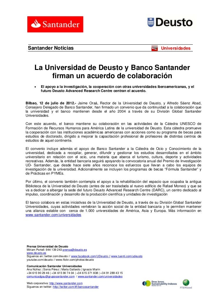 Santander Noticias                                                                     Universidades      La Universidad d...