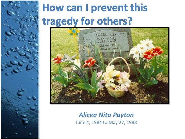 Case Study Public Education Campaign For Drowning Prevention