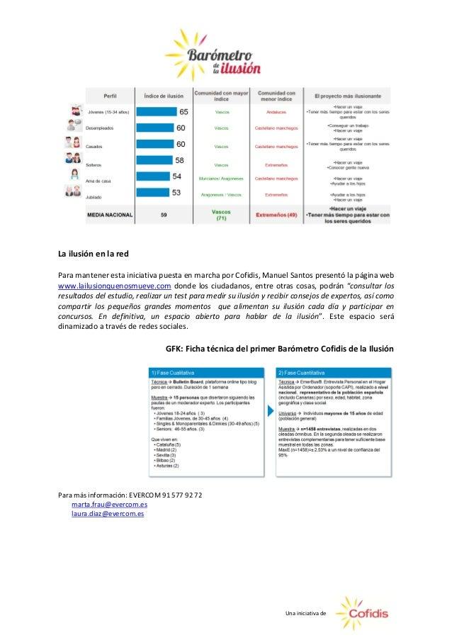 La ilusión en la redPara mantener esta iniciativa puesta en marcha por Cofidis, Manuel Santos presentó la página webwww.la...