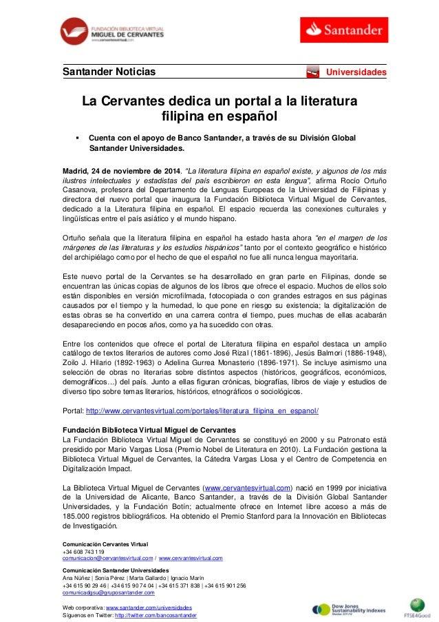 Comunicación Cervantes Virtual  +34 608 743 119  comunicacion@cervantesvirtual.com / www.cervantesvirtual.com  Comunicació...
