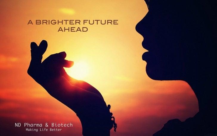 Nd pharma a brighter future ahead