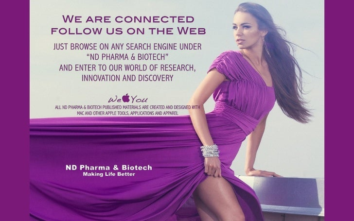 Nd pharma we are connected
