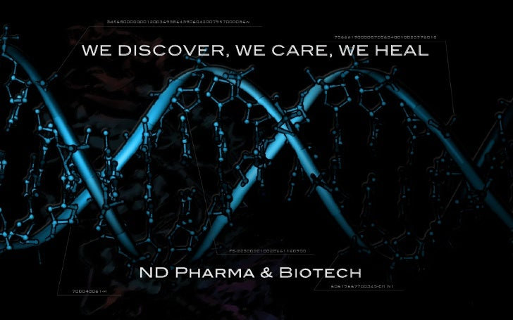 Nd pharma we discover