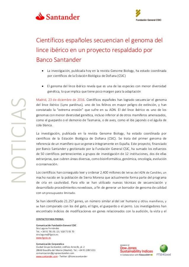 CONTACTO PARA PRENSA: Comunicación Fundación General CSIC Sira Laguna Fernández Tel.: +34 91 781 91 13 / 618 75 93 70 sira...