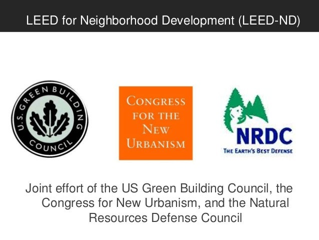 Natural Resources Defense Council Rating
