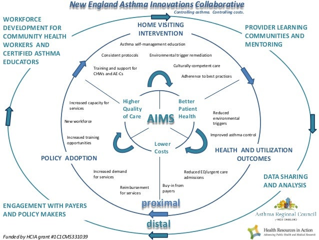 New England Asthma Innovations Collaborative Controlling asthma. Controlling costs.  WORKFORCE DEVELOPMENT FOR COMMUNITY H...
