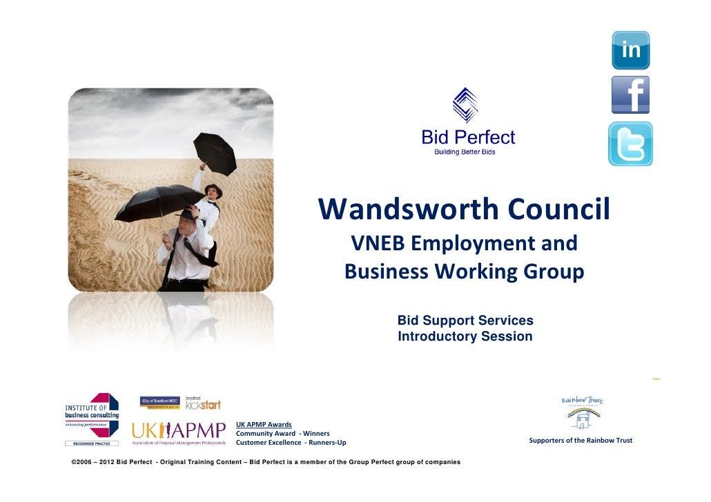 WandsworthCouncil                                                                                   VNEBEmploymentand ...