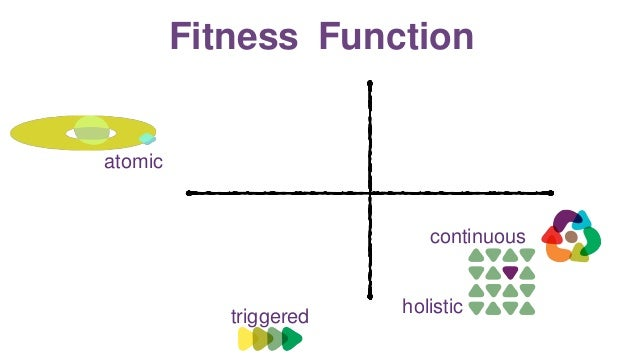 System-wide Fitness Function