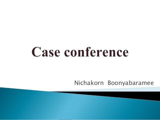 Nichakorn Boonyabaramee