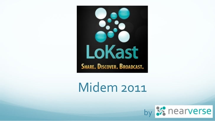 Midem	  2011	                 by