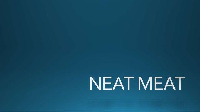 business plan or idea Neat meat