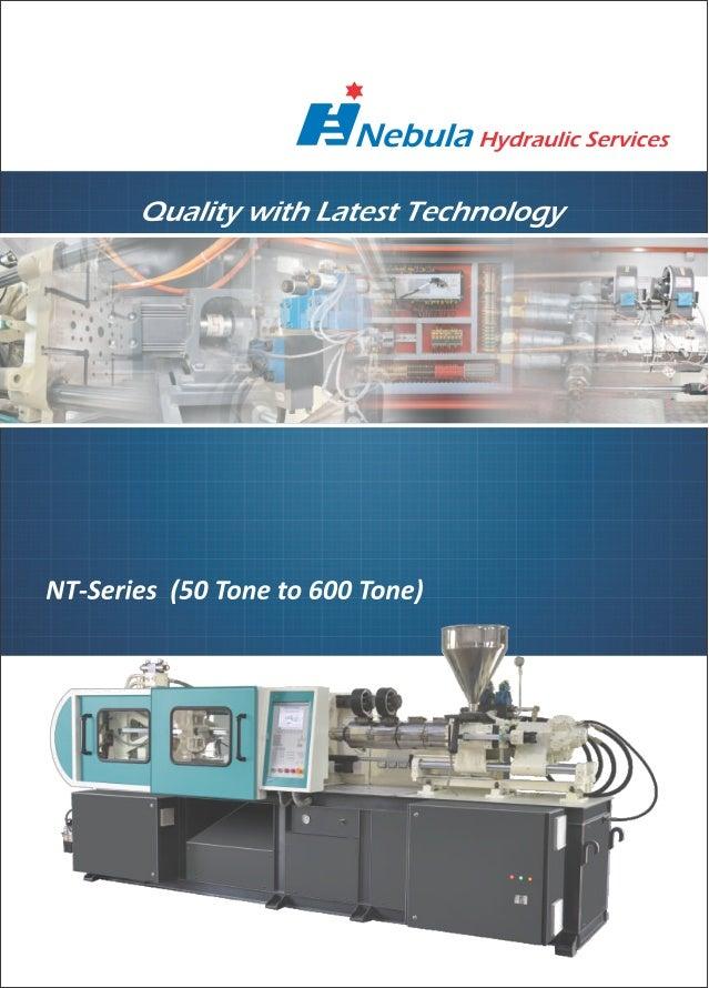 Nebula Hydraulic Services Ahmedabad, Plastic Injection Moulding Machines