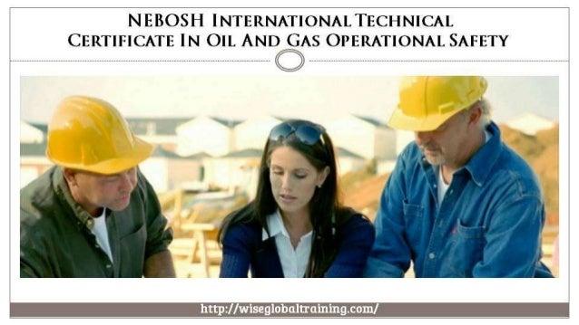 3 N EBOSH INTERNATIONAL TECHNICAL