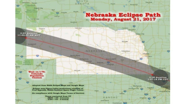 Ncompass Live Nebraska Libraries And The 2017 Solar Eclipse