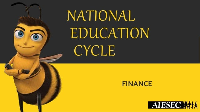 NATIONAL  EDUCATION  CYCLE  FINANCE