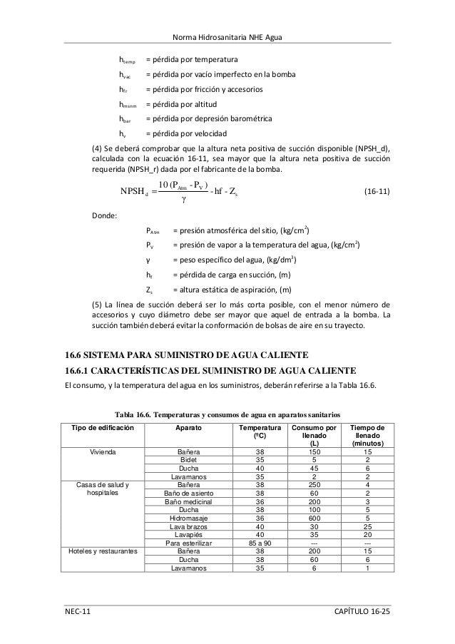 Nec2011 cap.16-norma hidrosanitaria nhe agua-021412