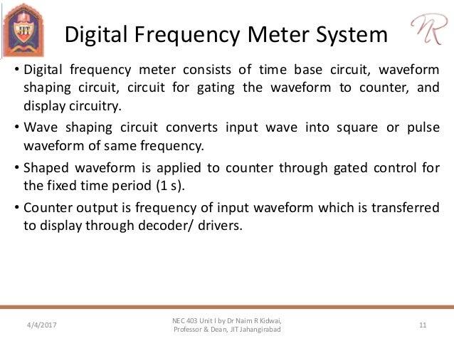 Digital Voltmeter Digital Multi Meter Digital Frequency Meter