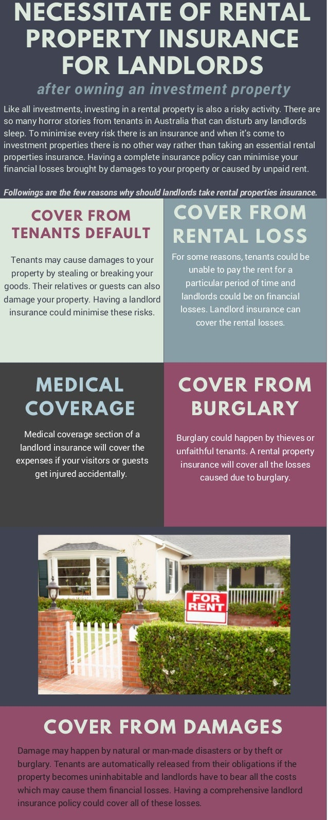 The Necessity of Rental Property Insurance for Landlords