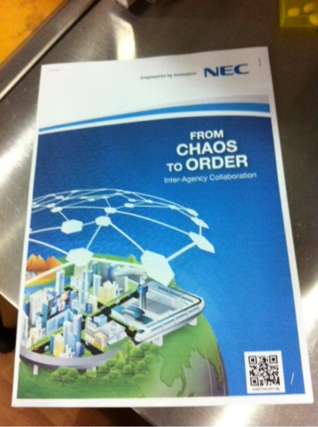 NEC IAC 6pp - folding  for printer reference