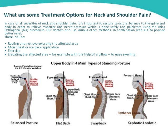 What Are Some Treatment Options For Neck And Shoulder Pain