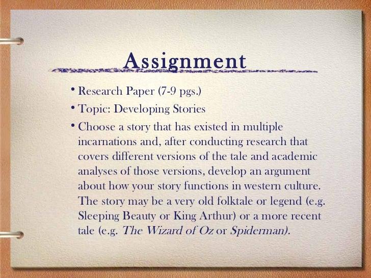 Renaissance research papers