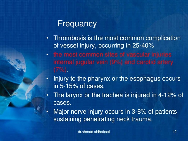 Highest Cd Rates In Ri >> Neck trauma