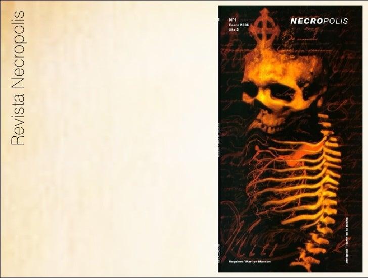 Revista Necropolis