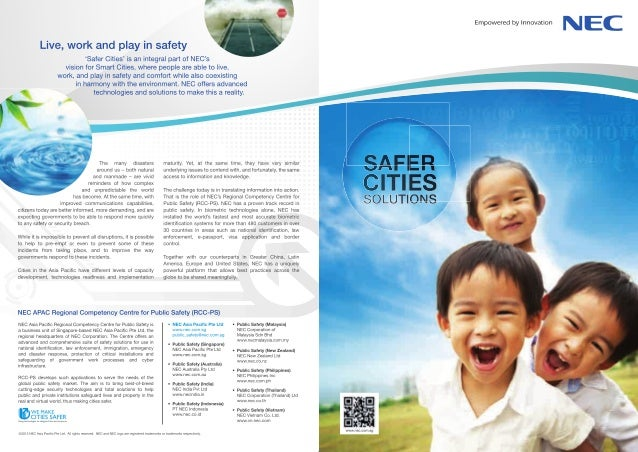Nec safer cities solution   (updated, sep2012) lowres