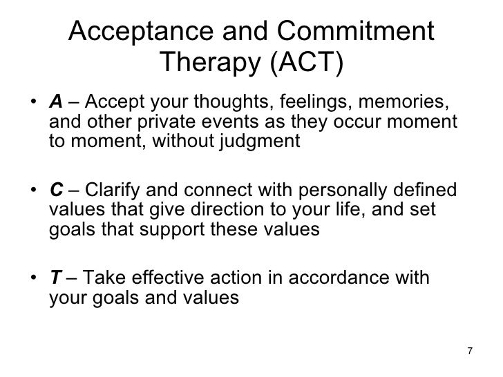 Using Mindfulness & Acceptance Based Therapy for Treating BED