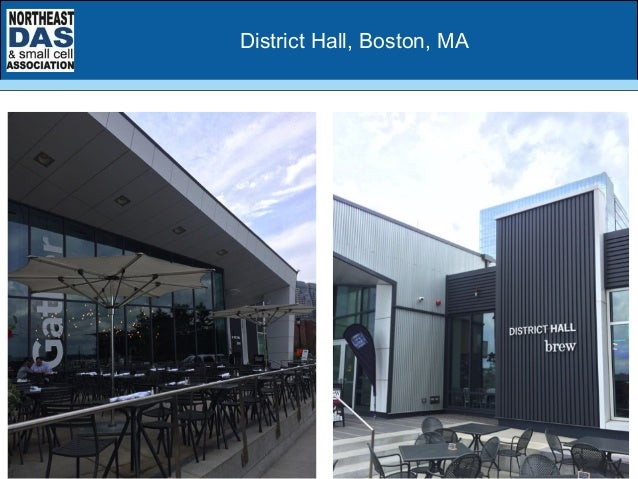 District Hall, Boston, MA