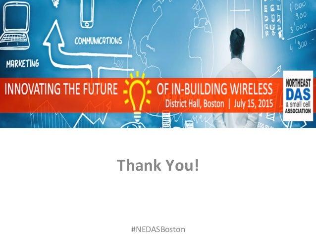 Thank  You!   #NEDASBoston
