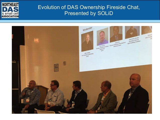 Evolution of DAS Ownership Fireside Chat, Presented by SOLiD