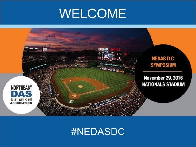 WELCOME #NEDASDC